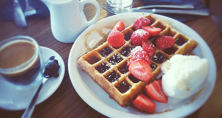 image - Breakfast Of Champions: Load Up On Waffles And Pancakes At These Eateries Across Town
