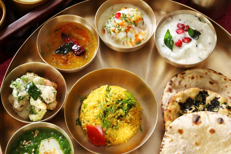 Gorge On The Best North Indian Thalis Lbb Bangalore