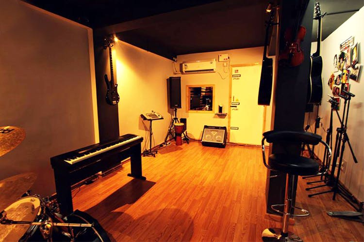 Plug In And Jam Your Heart Out At These Studios In Bangalore