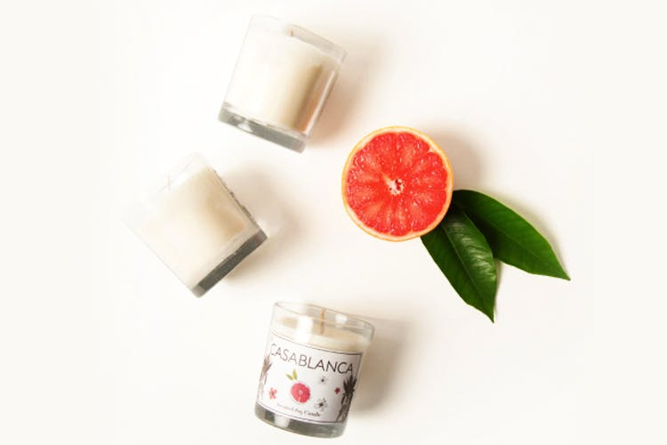 #GoHereShopThis: Soy Candles From Nicobar