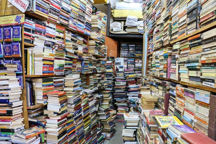 Bangalore's Secret Stash Of Indian-Language And Second-Hand Bookstores