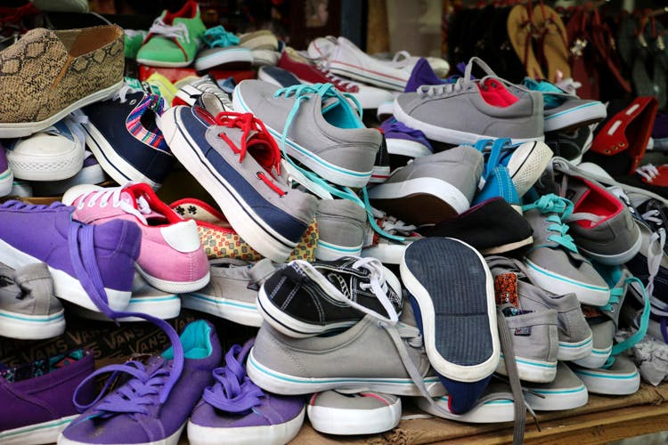 0389733715 We Found The Perfect Sneaker Heaven In Thippasandra