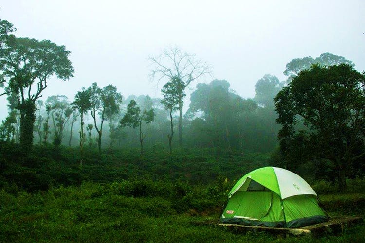 Pitch A Tent At Some Of The Most Enchanting Camping Sites Around Bangalore