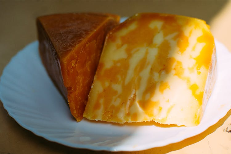 image - Curemonte Cheese