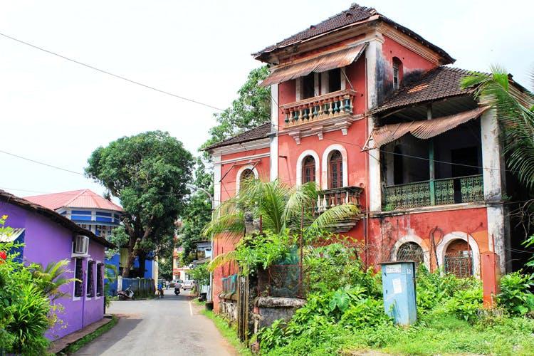 image - Heritage Homes, Goan Bakeries & Churches: Explore Panjim's Fontainhas & Sao Tome Quarters