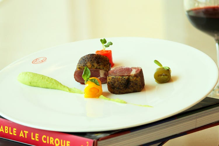 image - Le Cirque Signature - The Leela Palace