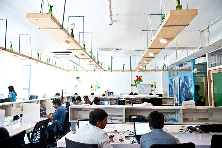 image - Hotdesking, Conference Rooms, Or Community Tables: HSR's Top Co-Working Spaces