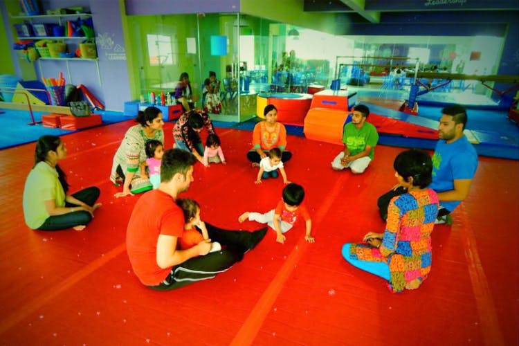 Bonding Time: 9 Mother-Toddler Classes And Activity Centres In Bangalore