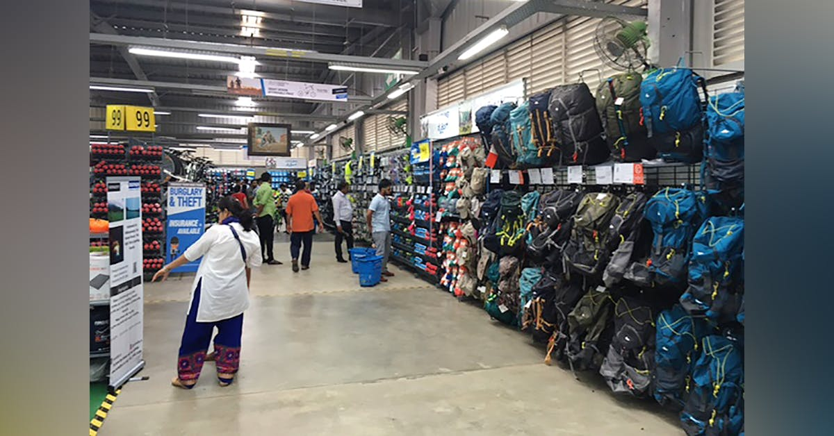 Sporting Goods At Decathlon Whitefield Lbb Bangalore