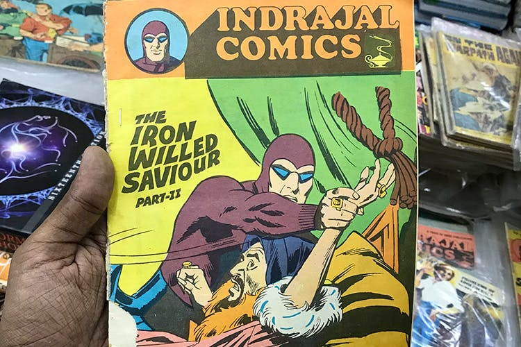 TIME Magazine Indrajal Comics At Blossom Book House | LBB