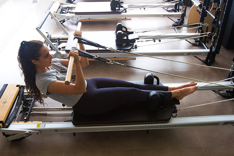 image - The Pilates & Altitude Training studio