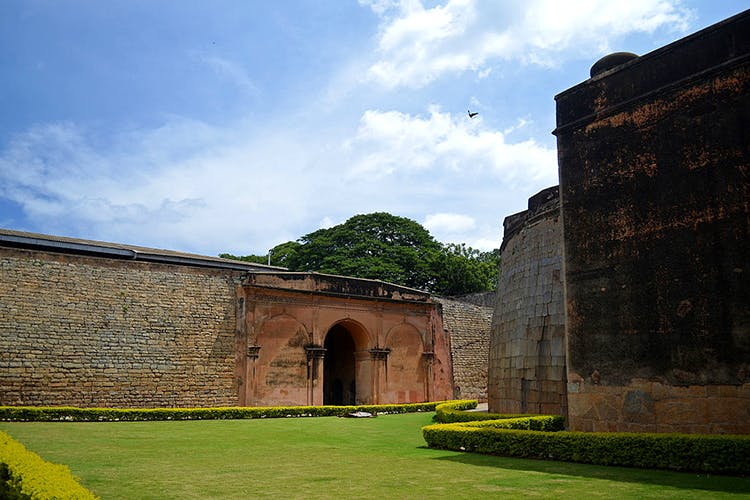 image - Bangalore Fort
