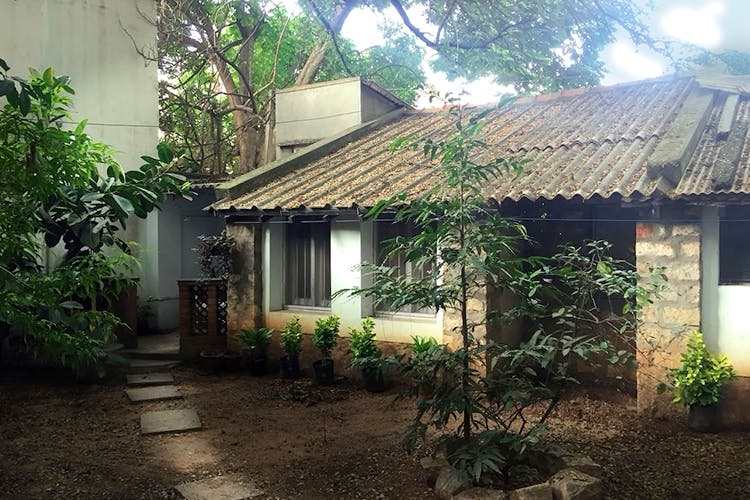image - Bose Compound Cottage - Wilson Garden