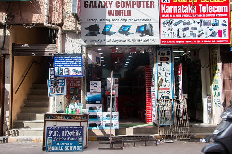 sp road bangalore map Electronics Market At Sp Road Nagarathpete Lbb Bangalore sp road bangalore map