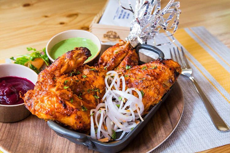 Dish,Food,Cuisine,Ingredient,Fried food,Meat,Produce,Recipe,Tandoori chicken,Chimichanga