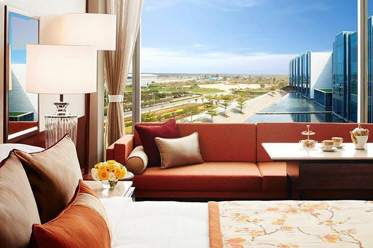 image - Landing In Bangalore? Freshen Up At These Swish Hotels Near The Airport