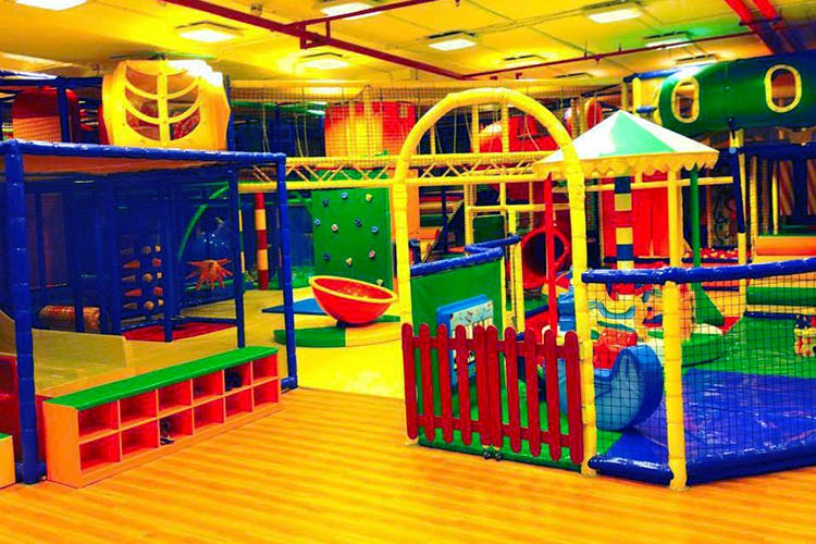 image - Funky Monkeys Play Center