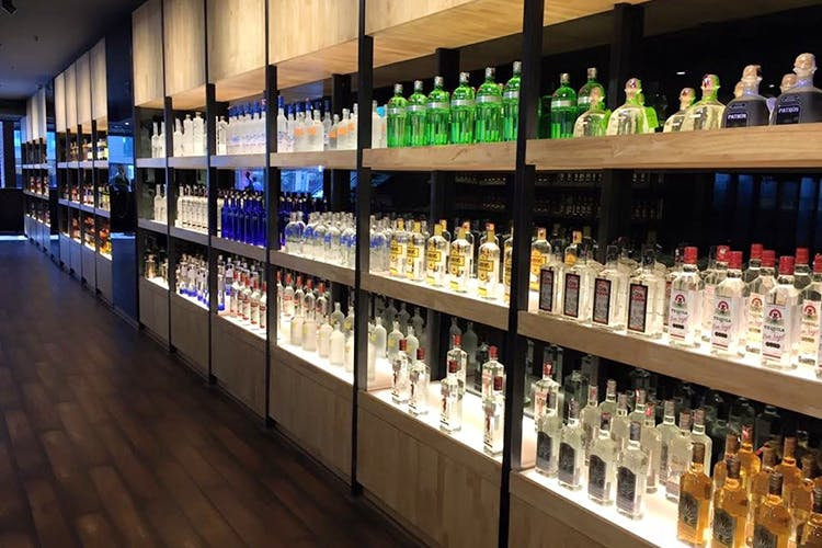 Tonique Liquor Mall Jubilee Hills Hyderabad | LBB, Hyderabad