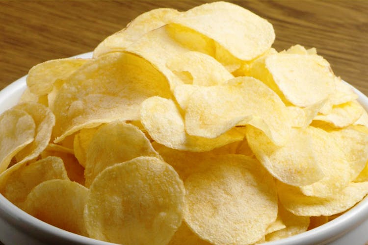 Food,Junk food,Dish,Cuisine,Potato chip,Snack,Ingredient,Yellow,Produce,Side dish