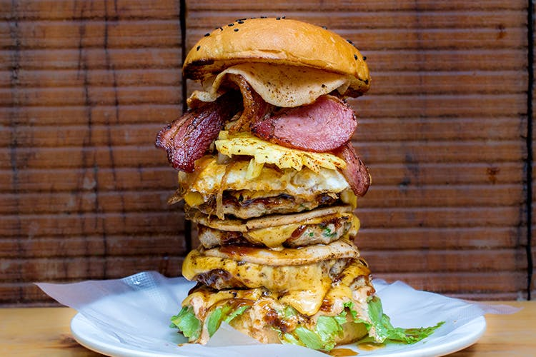 The New Jawbreaker At Jimis Burger Might Be The Biggest ...