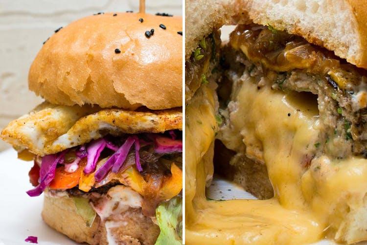Dish,Food,Cuisine,Buffalo burger,Breakfast sandwich,Ingredient,Hamburger,Slider,Breakfast roll,Junk food