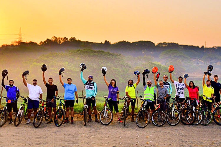 image - Don't Want To Go Alone? Five Cycling Groups In Mumbai To Get You Rolling