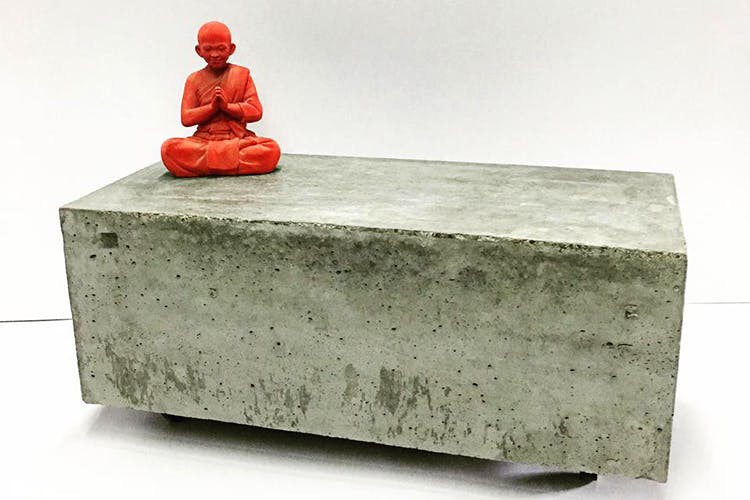 Deck Up Your Home With Knick Knacks Made of Concrete By This Brand