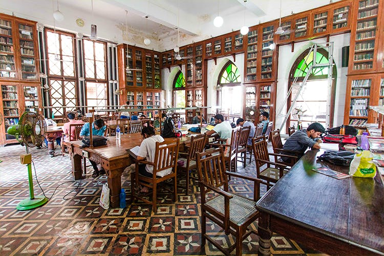image - David Sassoon Library & Reading Room