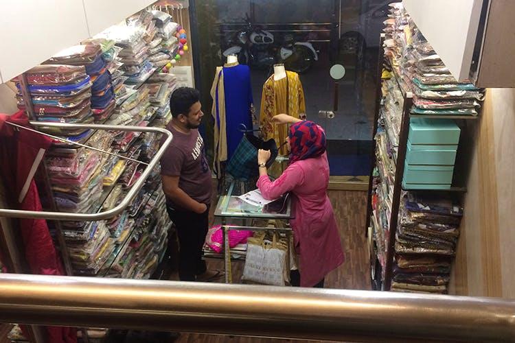 Textile,Shopping