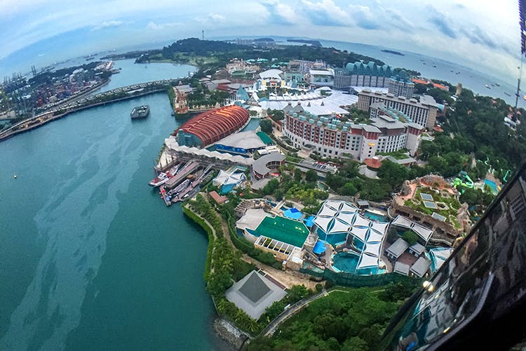 Aerial photography,Bird's-eye view,Town,Photography,Water,Landscape,City,Tourism,Coast,Urban area