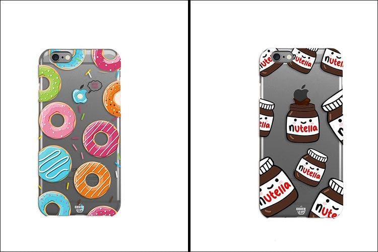 Nutella, Pizza & Ice Cream: These Delicious Phone Covers Will Make Your Day