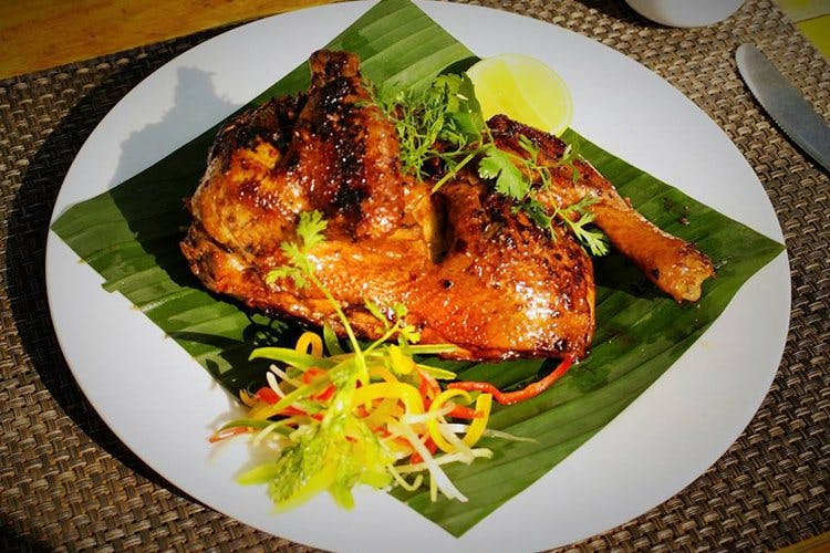 Dish,Food,Cuisine,Ingredient,Meat,Kai yang,Produce,Chicken meat,Recipe,Thai food
