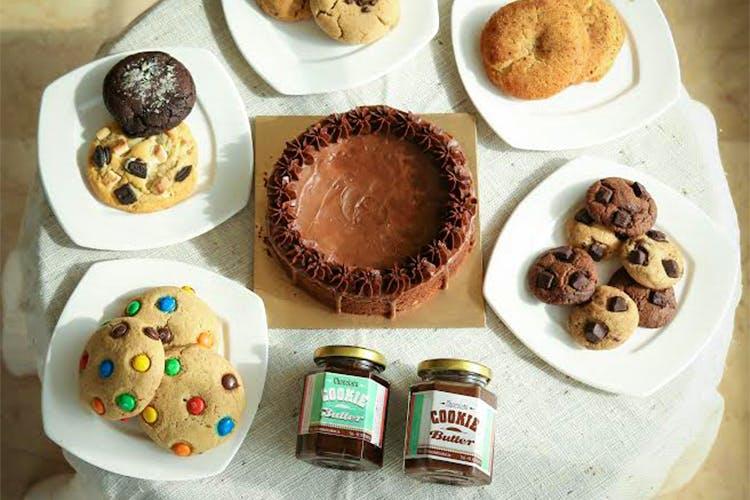 Food,Dish,Cuisine,Baking,Muffin,Ingredient,Dessert,Baked goods,Snack,Finger food