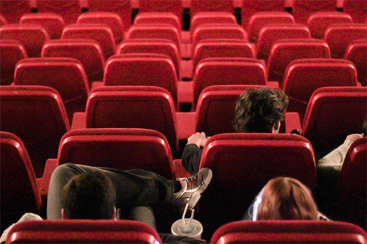 Auditorium,Red,Audience,People,Theatre,heater,Movie theater,Event,Chair,Convention