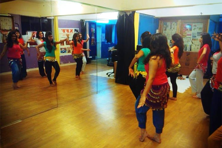 image - Belly Dance Institute Mumbai by Ritambhara Sahni