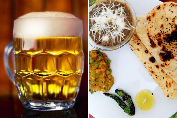 Food,Drink,Ingredient,Beer glass,Cuisine,Beer,Alcohol,Lunch,Dish,Bia hơi