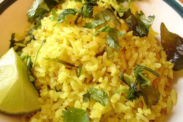 Dish,Cuisine,Spiced rice,Food,Rice,Thai fried rice,Ingredient,Saffron rice,Chitranna,Puliyogare