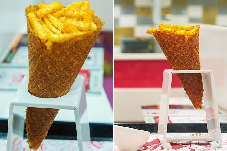 image - Food Inn's Cone T Go