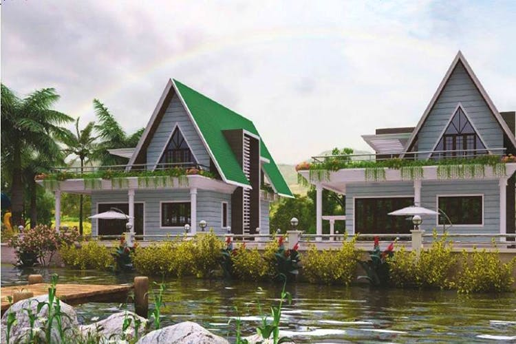 Home,House,Property,Cottage,Building,Real estate,Residential area,Architecture,Roof,Waterway