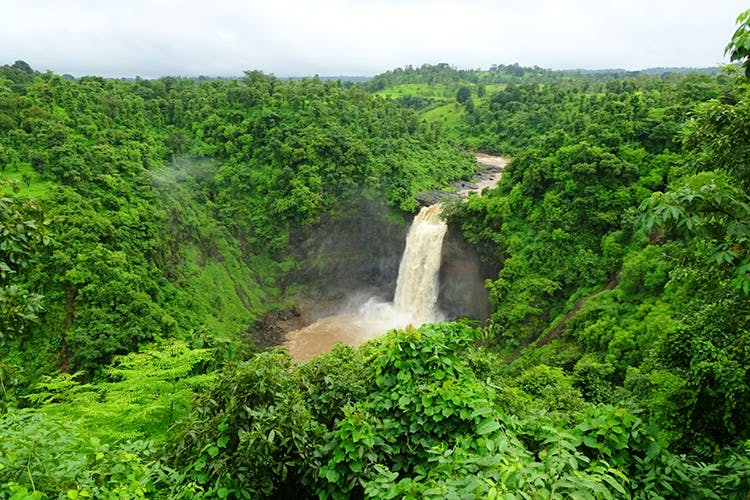 Water resources,Waterfall,Natural landscape,Vegetation,Nature,Nature reserve,Water,Jungle,Rainforest,Hill station