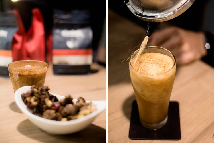 Food,Drink,Ingredient,Dish,Cuisine,Vietnamese iced coffee,Frappé coffee,Liqueur,Horchata,Coffee