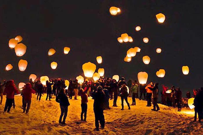 Lumina Lantern Festival In Gachibowli Lbb Hyderabad