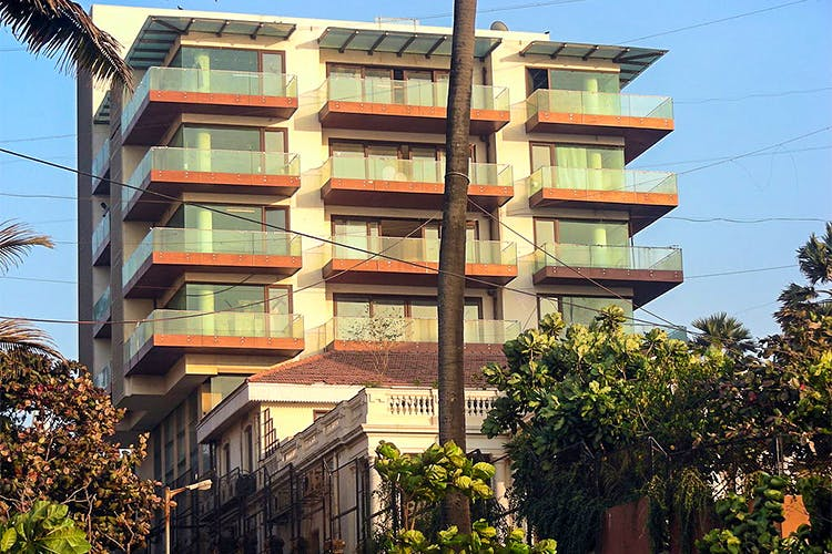 Residential area,Architecture,Condominium,Building,Property,Apartment,Real estate,Sky,Mixed-use,Neighbourhood