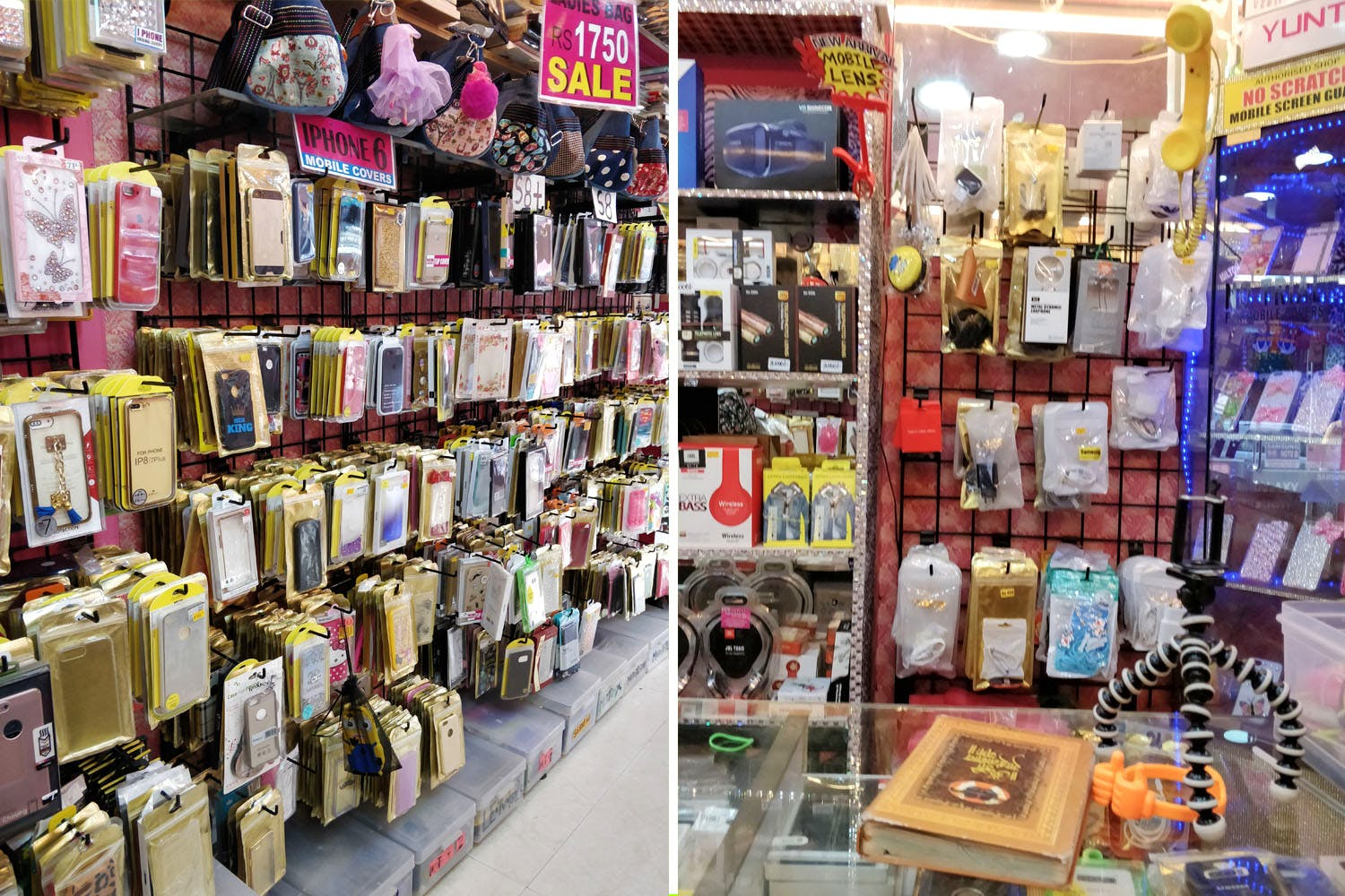 Get Your Mobile Accessories At This Lokhandwala Store Lbb