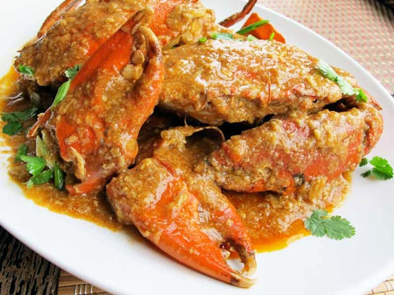 Dish,Food,Cuisine,Ingredient,Meat,Crab,Chilli crab,Produce,Recipe,Curry
