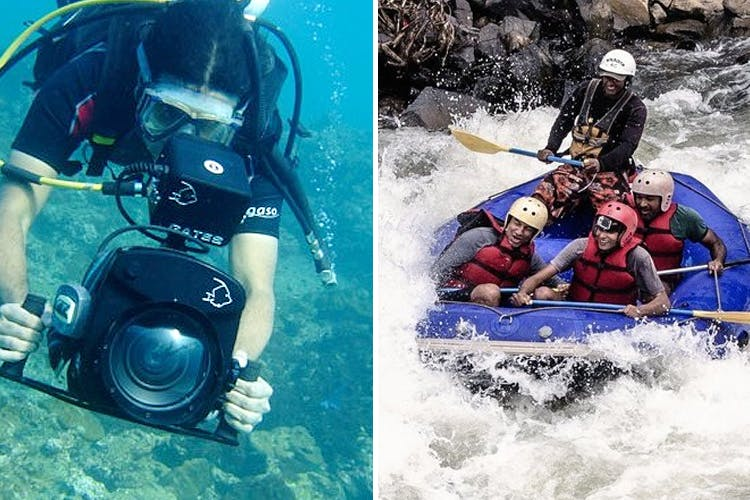 image - Scuba Diving, Rafting & More: Our Guide To Trying Adventure Sports In Goa