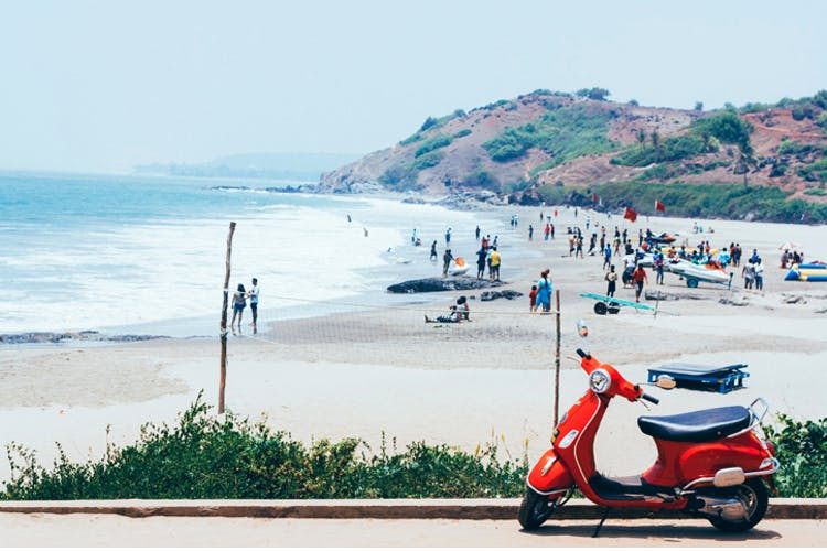 Product,Mode of transport,Tourism,Vacation,Beach,Vehicle,Sea,Travel,Scooter,Coast